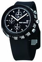 Issey Miyake IM-SILAT005 - Reloj unisex de cuarzo, correa de plástico color negro de Issey Miyake Spain