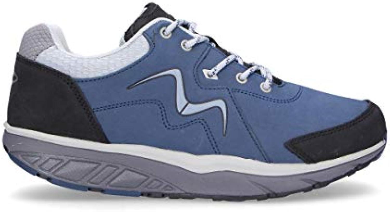 Gentiluomo   Signora MBT scarpe da ginnastica Uomo MAWENSIblu Poliammide Blu Louis, elaborato Prezzo ottimale Grande nome internazionale | Tatto Comodo  | Uomini/Donna Scarpa