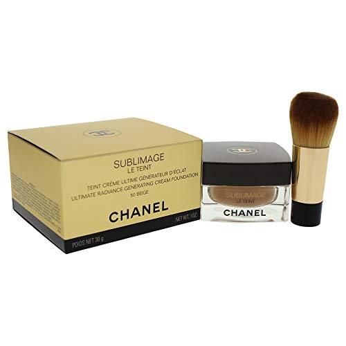 Chanel Sublimage Fundación Le Teint En Crema color