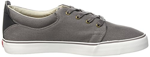 Levi's Justin Low, Baskets Basses Homme Gris (Dull Grey 58)