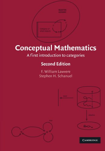 Conceptual Mathematics 2nd Edition Paperback: A First Introduction to Categories por Lawvere