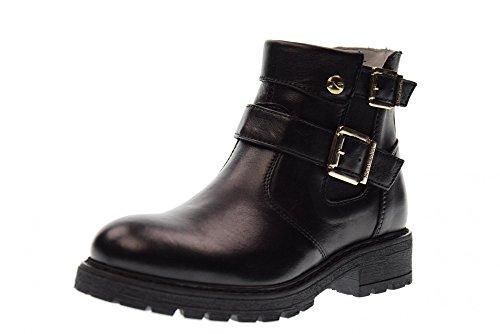 NERO GIARDINI chaussures juniors bottes A732771F / 100 (31/34)
