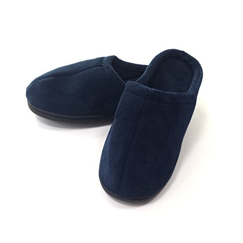 GEL SLIPPERS Color Azul - Zapatillas de gel antifatiga UNISEX Talla S (36/38)