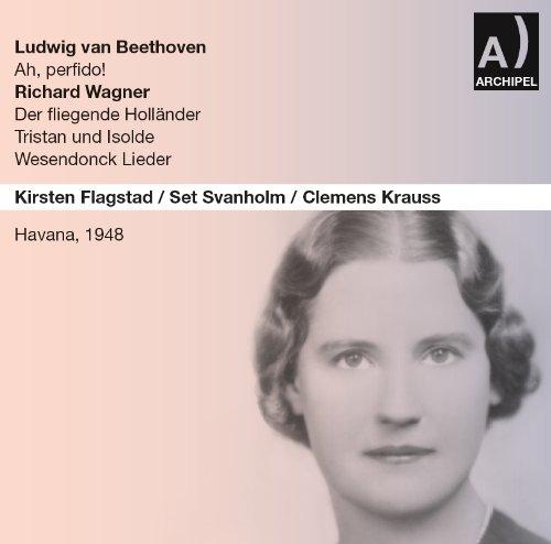 Ah Perfido/Wagner:der Fliegend [Import USA]