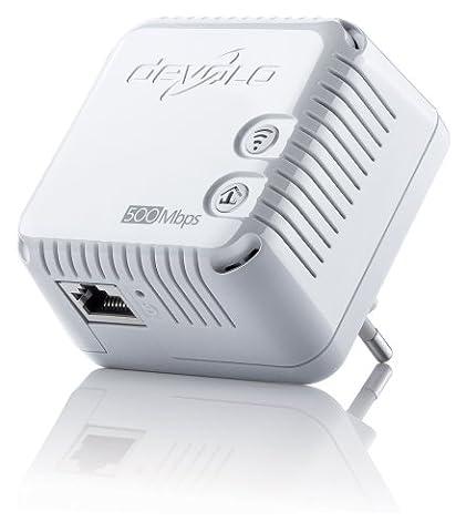 devolo dLAN 500 WiFi Powerline (500 Mbit/s Internet über die