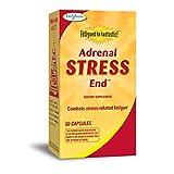 Enzymatic Therapy Fatigued to Fantastic Extrémité Adrénale d'effort ( Adrenal Stress End ) x60caps - Fatigue Adrénale, avec le cortex adrénal, réglisse, tyrosine