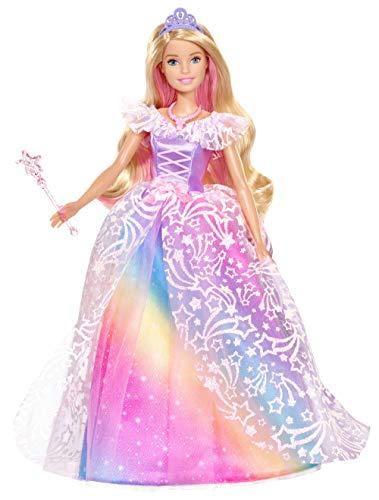 Barbie Dreamtopia Principessa Gran Galà Bambola con Accessori, Giocattolo per Bambini 3+...