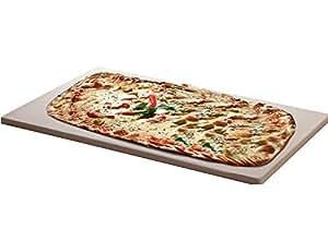 Santos Plaque de cuisson pour pizza au grill 45 x 35 cm