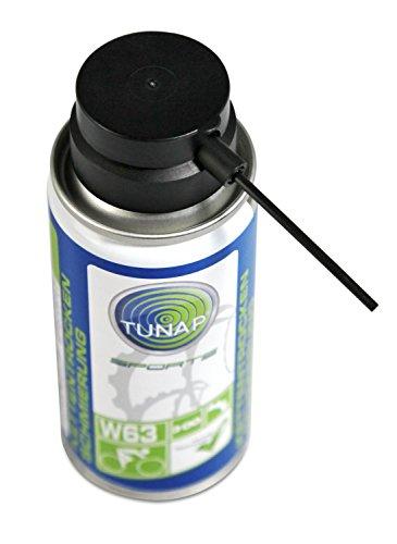 TUNAP Sports Bikeline | Trockenschmierung W63, 100 ml | ABVERKAUFSPREIS wg Marken-Relaunch - 2