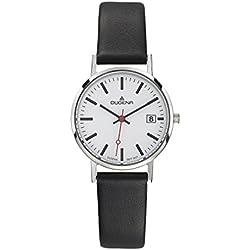 Dugena Design Gents Watch Quartz Watch With Leather Strap 4460339