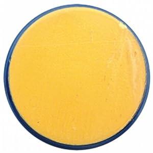 Snazaroo - Maquillaje al agua para cara y cuerpo (30 ml)- color amarillo brillante