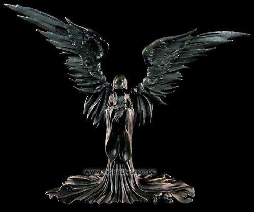 Nemesis Now Angel of Death Dekoartikel schwarz