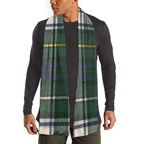 esln-Damen-Schal, luxuriös, lang, Winterschal, einzigartiges Design, weich, für Damen, kanadische Mountie Hut auf rotem Ahorn