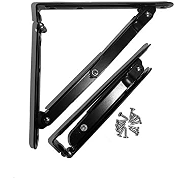 Atv,rv,boat & Other Vehicle Marine Hardware Careful Wall Mounted Folding Table Shelf Support Bracket Spring Pair Thicken Stainless Steel Table Bracket
