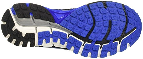 Brooks Adrenaline Gts 17, Scarpe da Corsa Uomo Grigio (Anthracite/Electric Brooks Blue)