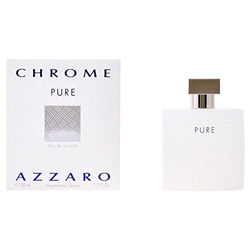 Azzaro Chrome Pure Eau de Toilette Spray 50 ml