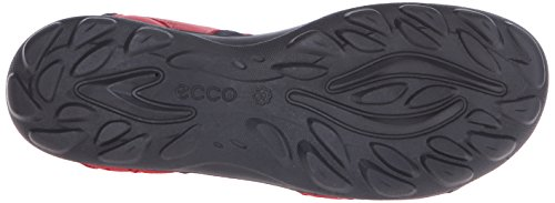 Ecco Ecco Kana, Chaussures Multisport Outdoor femme Rouge (2466Chili Red)
