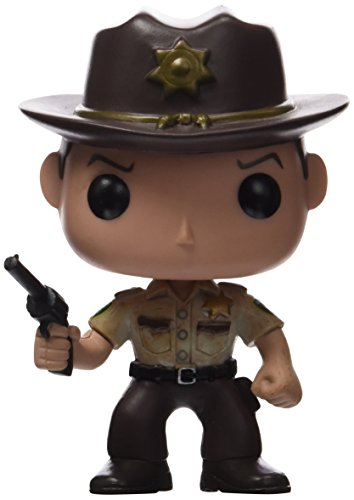 Funko pop - Walking Dead - Rick Grimes