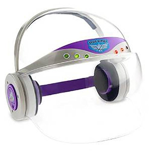 Kostüm Lightyear Buzz Von - Disney, Toy story- Buzz Lightyear - Helm für Kinder