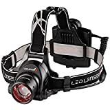 Leatherman H14 - Linterna (Headband flashlight, LED, Negro)