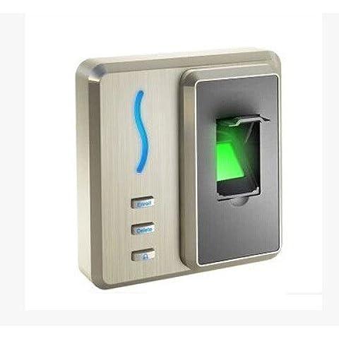 Control de acceso RFID lector de huellas dactilares SF101carcasa de metal w RS485