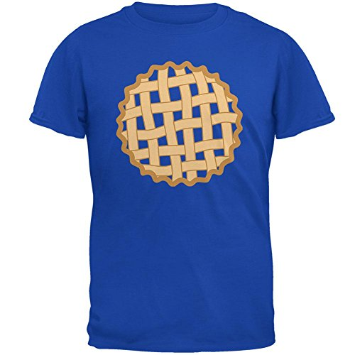 Halloween Gitter Pie Kostüm Blueberry Mens Soft T Shirt Royal LG