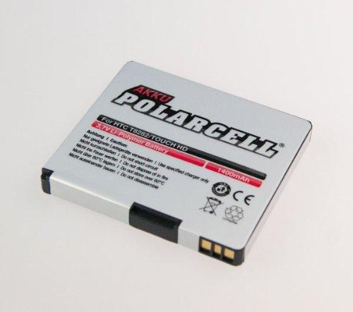 NFE² Edition Polarcell Lithium-Polymer Akku - 1400mAh - für PDA HTC T8282, Touch HD und Blackstone