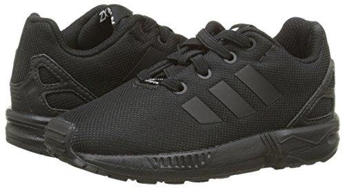 competitive price 28a3a 0978f adidas ZX Flux - Sneaker Unisex - Bimbi 0-24, Nero (EQT Blue S16Ftwr  WhiteCore Black), 20. IMMAGINI. Click sullimmagine per ingrandirla