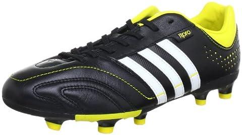 Adidas 11Nova TRX FG (Q23828) Schwarz (BLACK 1 / RUNNING WHITE FTW / VIVID YELLOW S13) 39 1/3