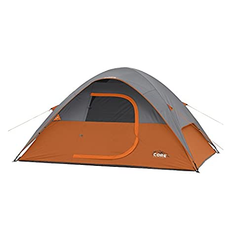 CORE 4 Person Dome Tent 9'x7'