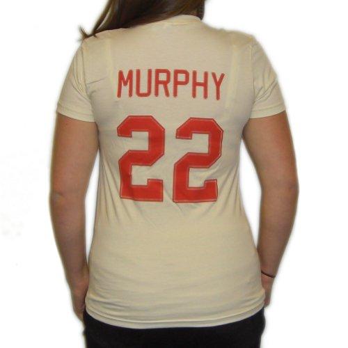 kford Peaches Jersey T-Shirt-Womens Small (Rockford Peaches)