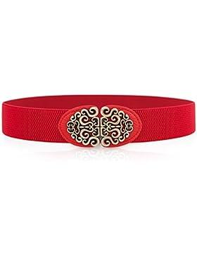 Faja Elástica Elástico/Cinturón Decorativo De Moda-F 68cm(27inch)