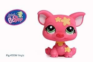 Littlest Pet Shop, LPS 2530, cochon