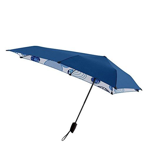 Le Monde du Parapluie Paragua plegable, blanco (Blanco) - SENZAUTOMATICDUTCHDOTS Le Monde du Parapluie