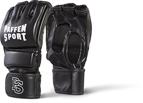 Paffen Sport Contact KL MMA-Handschuhe für Krav MAGA, Wing Tsun, Selbstverteidigung etc; schwarz; GR: L/XL