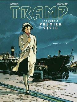 Tramp : Intégrale premier cycle. Le piège / Le bras de fer / Le bateau assassiné / Pour Hélène