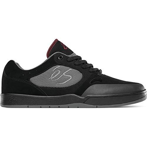 ES Herren Swift 1.5 Skate-Schuh, Schwarz - schwarz/grau - Größe: 42.5 -