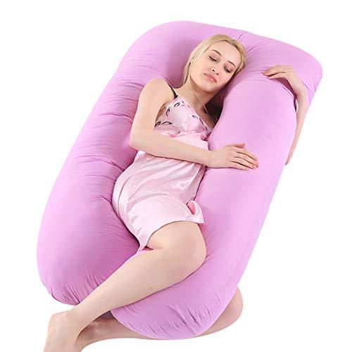 Schlafen Unterstuetzung Kissen fuer Schwangere Frauen Koerper Kissen U Form Mutterschaft Kissen Schwangerschaft Seitenschlaefer 5#