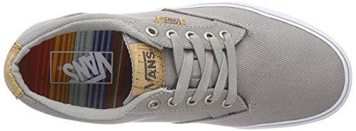 Vans - VZUWI5W - M Winston (Washed Twill) Gris (Washed Twill/Ice Gray/Blanket)