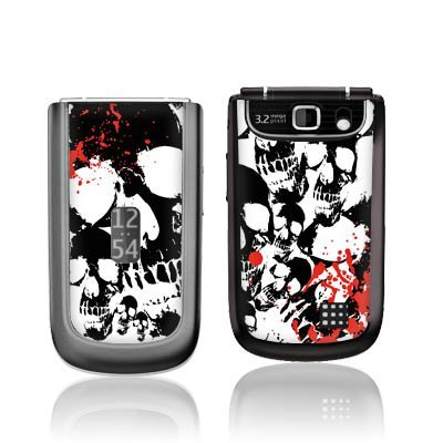 Blood Of The Fold - Nokia 3710 Fold Autocollant Protection Film Design