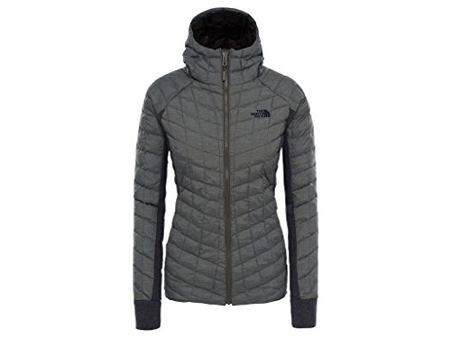 The North Face Thermoball Hybrid Gordon Lyons Hoodie Women Größe XL new taupe green-tnf white heather (Face Womens Green)