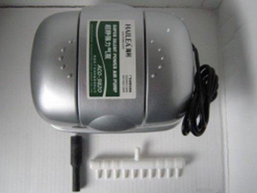 Aquarline Hailea Aco-9820 High Output Pond/ Aquarium Air Pump, 3600 Liter/Hour