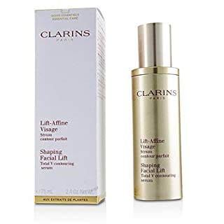 Clarins Shaping Facial Lift Total V Contouring Serum JUMBO SIZE 75 ML Lift Affine Visage