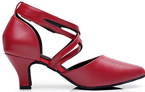 CFP , Danse ; moderne femme Rouge - Rouge