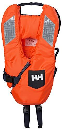Helly Hansen Kinder Baby Safe+ Rettungsweste, Fluor orange, 5/15
