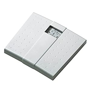 Beurer MS01 – Báscula de baño mecánica, color blanco