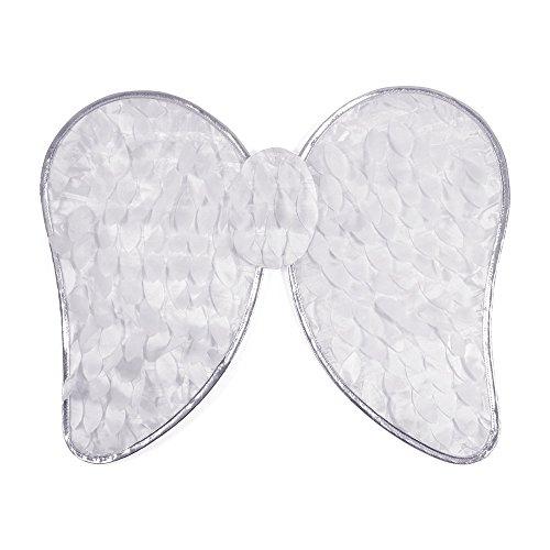 Bristol Novelty ba1036Engel Flügel Weiß Kind, Mädchen, one size