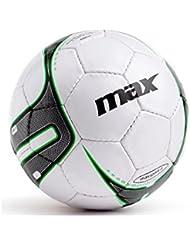 Max Ballon Futsal N ° 4modèle Rimo Noir