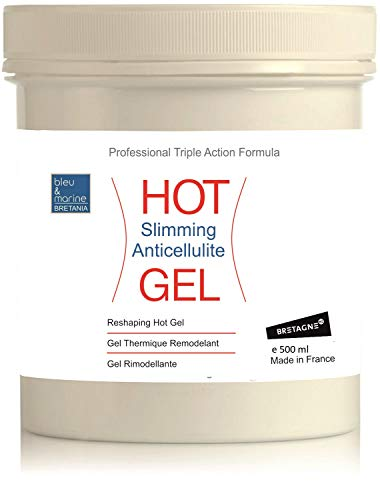 Hot Gel Adelgazante Anticelulits ● Thermo Gel Algas