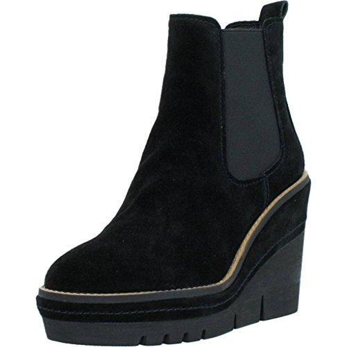 ELVIO ZANON Bottines - Boots, Couleur Noir, Marque, Modã¨Le Bottines - Boots G0203X Noir